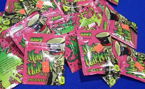 Mad Hatter Brand Synthetic Marijuana