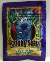 Scooby Snax BlueBerry Bliss