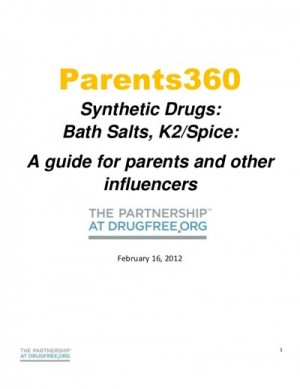 Synthetic Marijuana And Kids - What Parent's Should Look Out For