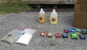 DEA Busts Houston Warehouse With Synthetic Cannabis