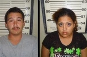 22-year-old Alejandro Rodriguez and 22-year-old Ashley Moreno Areested With Spice At McDonalds