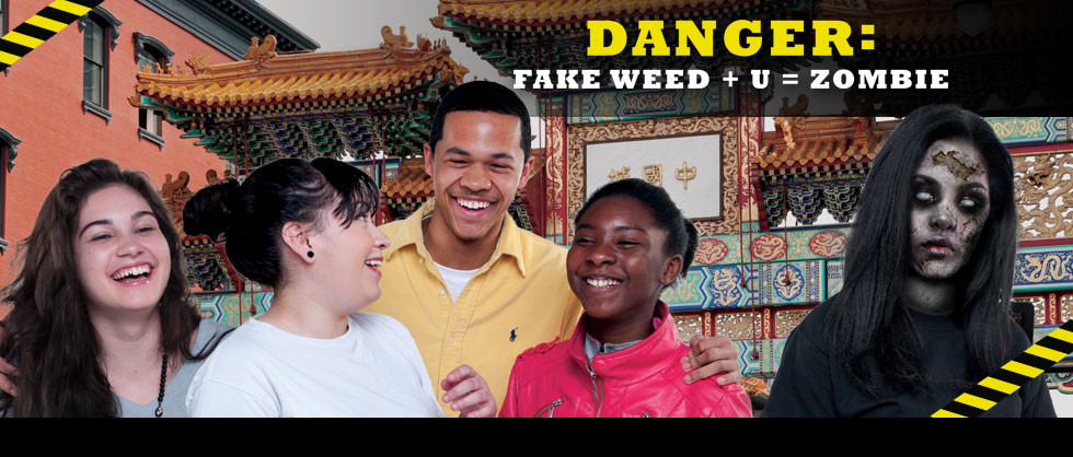 Fake Weed Will Turn You Into A Zombie