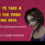 Washington D.C. Deptartment Of Health: 'Fake Weed' Will Turn You Into A Zombie
