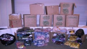 Connecticut Police Seize $600K worth of Synthetic Marijuana