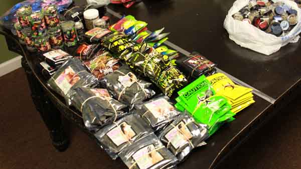 how to detect synthetic weed