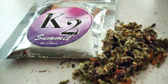 Synthetic Marijuana - K2 Brand