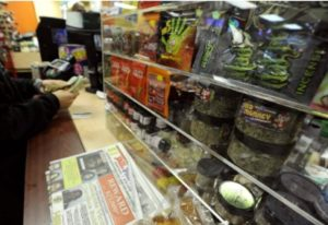 spice for sale in convenience store