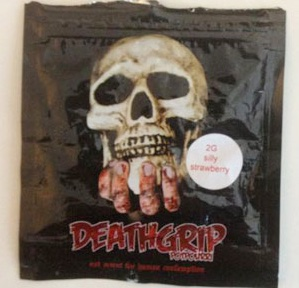 Death Grip synthetic marijuana