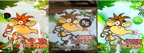 crazy monkey synthetic weed pot k2 spice