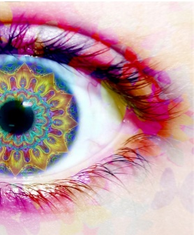 kaleidoscopic vision due to spice k2 synthetic weed