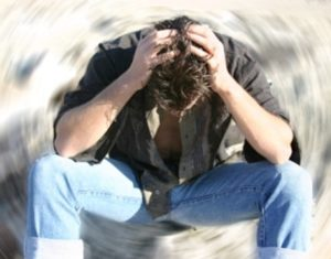 depressed man in jeans synthetic cannabis cloud 9