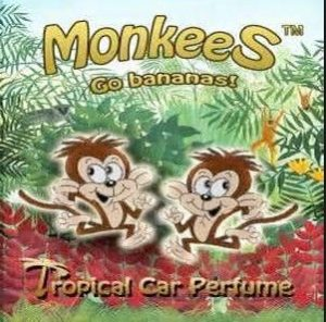 Monkees go bananas car perfume synthetic cannabinoids