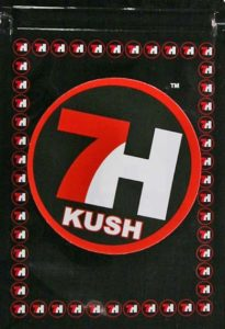 7H Kush spice synthetic weed herbal incense
