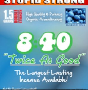 840 twice as strong herbal incense synthetic marijuana spice k2