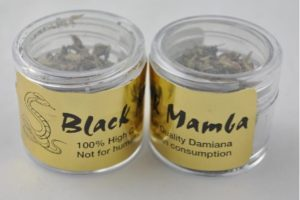black mamba spice herbal incense synthetic cannabis