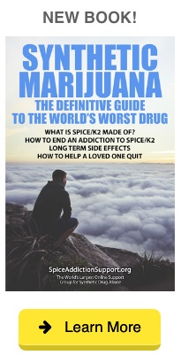 new Synthetic Marijuana book - Learn More